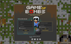 game of bombs screenshot