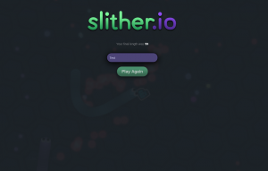 Slither io screenshot