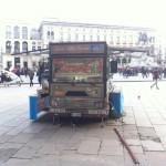 Автолавки в Милане