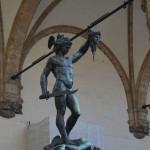 Статуя Персея во Флоренции
