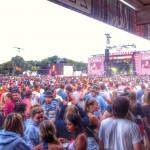 Фестиваль Сигет — толпа
