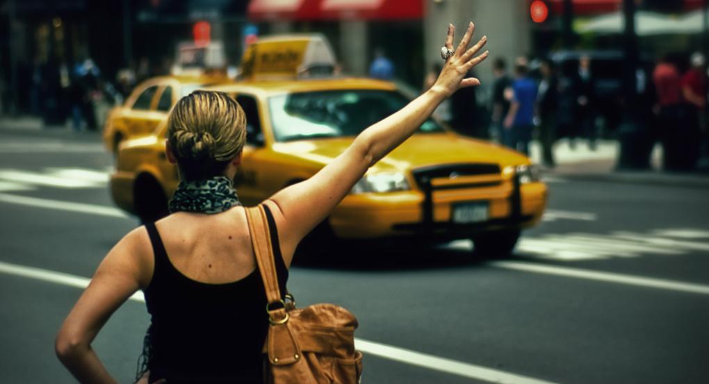Лучшее приложение такси в Москве